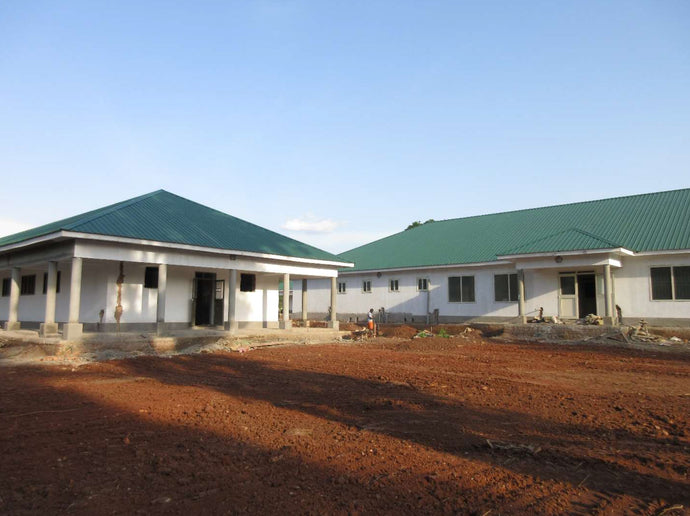 Nzara Hospital Expansion - Update 29 April - 05 May 2019