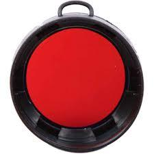 Generic Brand - M3X Filter - Red - SKU: M3X Filter - Red