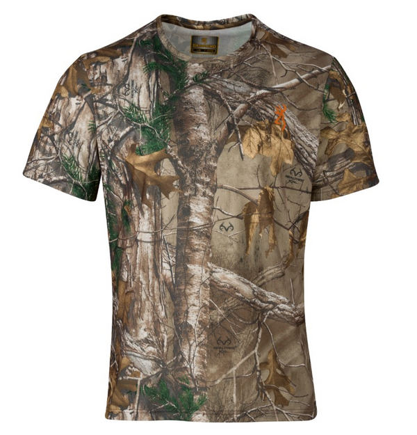 Browning Scope Tee Realtree Xtra L - SKU: 3017602403 - Size: Large, 50-100, Amazon, Apparel, browning, ebay, size-large, t-shirts
