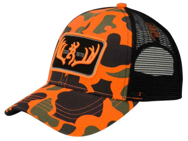 Browning Racked Cap - SKU: 308299991, Amazon, Apparel, browning, ebay, headwear, Size-, under-50
