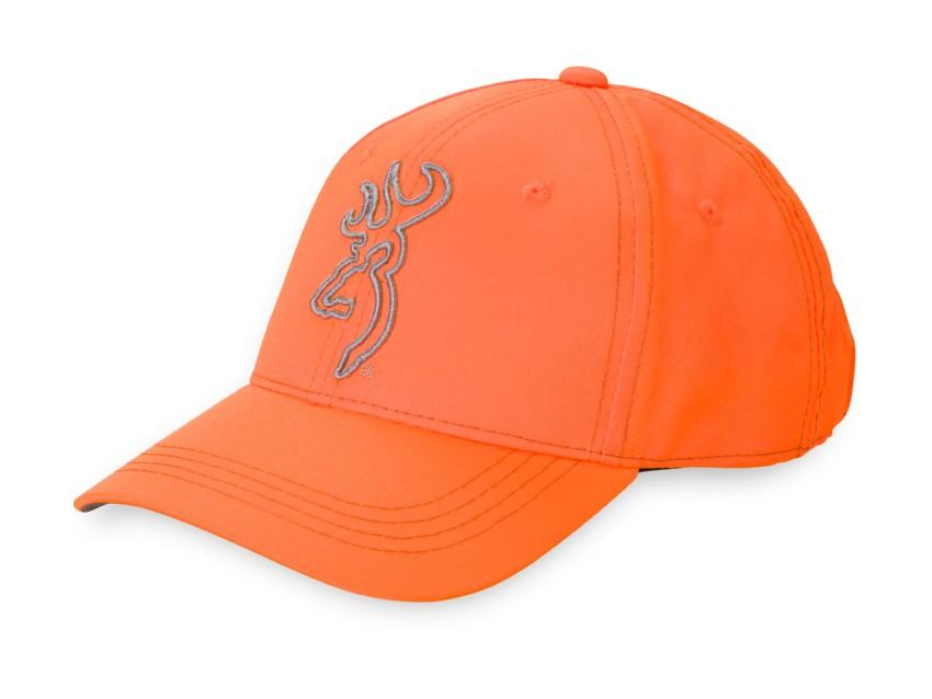 Browning Cap Hi-Viz Blaze - SKU: 308461591, Amazon, Apparel, browning, ebay, headwear, Size-, under-50