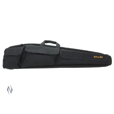ALLEN GRAND JUNCTION DOUBLE RIFLE CASE 50 inch - SKU: AL90350, 200-500, allen, ebay, Gun-Bags-Cases, rifle-bags-cases, Shooting-Gear