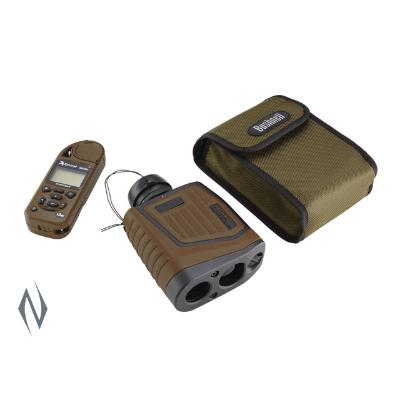 BUSHNELL ELITE 1 MILE ARC 7X26 CONX RANGEFINDER BROWN AND KESTREL COMBO - SKU: BU202540KC, 1000-2000, Amazon, bushnell, ebay, Optics, rangefinders