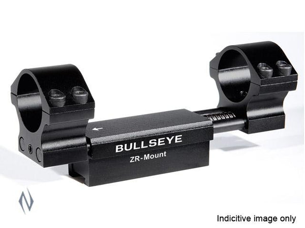 DIANA BULLSEYE ZR MOUNT WEAVER 30MM - SKU: DI41200510, 50-100, diana, ebay, Optics, Scope-Bases-Mounts, scope-mounts-30mm