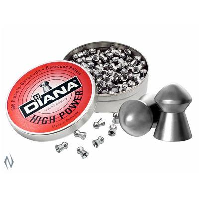 DIANA HIGH POWER 177 AIR PELLETS 500 PK - SKU: DIHIP177, air-gun-pellets, Ammunition, diana, under-50