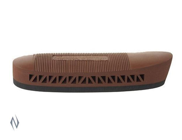 PACHMAYR LIGHTWEIGHT FIELD PAD 00205 MEDIUM BROWN - SKU: F250MBN, 50-100, ebay, pachmayr, recoil-protection, Shooting-Gear
