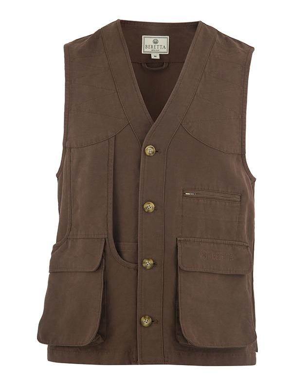 Greenstone Vest Mud 3XL - SKU: GUF7-2508-832/XXXL - Size: 3XL, 100-200, Amazon, Apparel, beretta, ebay, size-3xl, vests