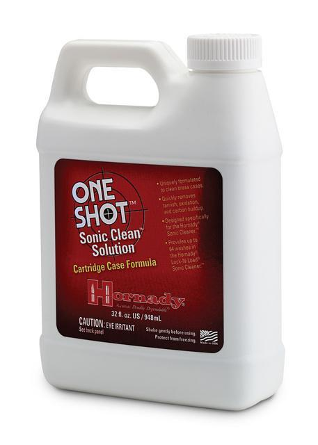 HORNADY - LNL SONIC SOLUTION QUART - SKU: H043355, 50-100, case-cleaning-preparation, ebay, hornady, Reloading-Supplies