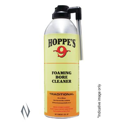 HOPPES NO 9 FOAMING BORE SOLVENT 12OZ - SKU: HP908, ebay, Gun-Cleaning, hoppes, other-cleaning-products, Shooting-Gear, under-50