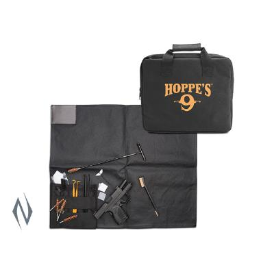 HOPPES DRY CLEANING KIT FIELD WITH MAT - SKU: HPFC4, 50-100, cleaning-kits, ebay, Gun-Cleaning, hoppes, Shooting-Gear