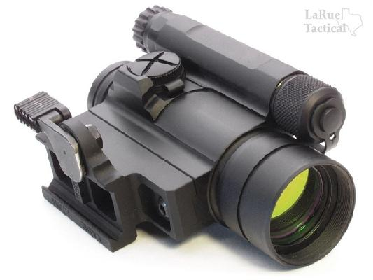 LARUE TACTICAL - LaRue Tactical QD Mount for Aimpoint Competition M4 and Competition M4-S - SKU: LT659
