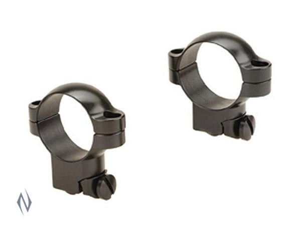 LEUPOLD RINGMOUNT RUGER M77 30MM HIGH MATTE - SKU: LE51042, 100-200, ebay, leupold, Optics, Scope-Bases-Mounts, scope-mounts-30mm