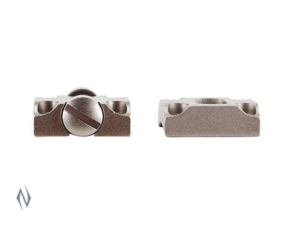 LEUPOLD 2 PIECE BASES STD X-BOLT SILVER - SKU: LE65425, 50-100, ebay, leupold, Optics, scope-bases, Scope-Bases-Mounts