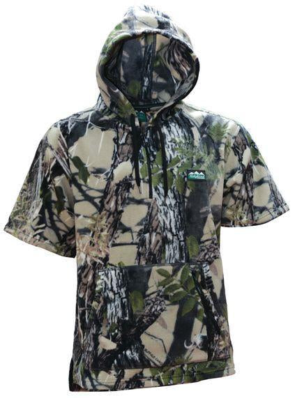 RIDGELINE - BALLISTIC S/S FLEECE HOODIE - SKU: RLCHDBSX8 - Size: 5XL, Amazon, Apparel, ebay, ridgeline, size-5xl, sweaters, under-50