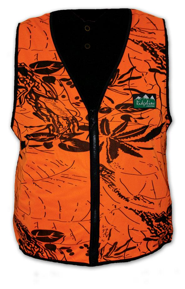 RIDGELINE - BLAZE ZIP FRONT VEST - SKU: RLCVHZ6 - Size: 3XL, Amazon, Apparel, ebay, ridgeline, size-3xl, under-50, vests