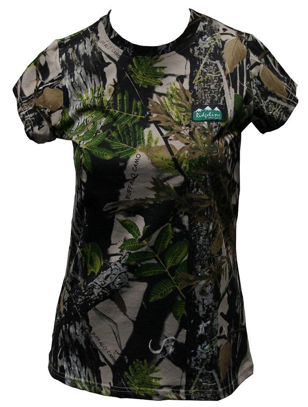 RIDGELINE - LADIES SPRING BUCK S/S TEE - SKU: RLLSSSTX6 - Size: 3XL, Amazon, Apparel, ebay, ridgeline, size-3xl, t-shirts, under-50