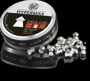 RWS - PELLETS HYPERMAX .177 0.34 - SKU: RWS2318161, air-gun-pellets, Ammunition, rws, under-50