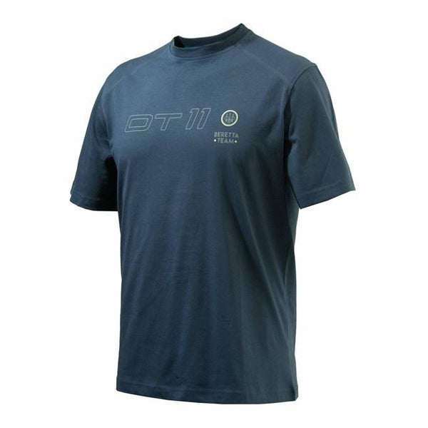 DT11 T-Shirt Blue 3XL - SKU: TS011-07238-0504/3XL - Size: 3XL, Amazon, Apparel, beretta, ebay, size-3xl, t-shirts, under-50