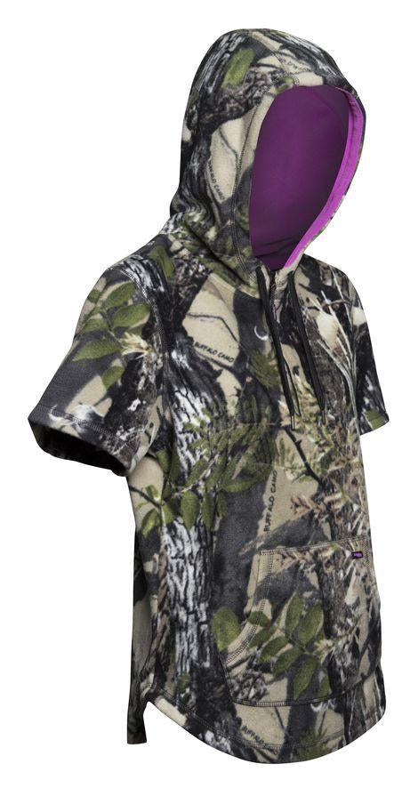 RIDGELINE - HUNTRESS S/S FLEECY HOODIE - SKU: RLLHDHX4 - Size: XL(16), Amazon, Apparel, ebay, ridgeline, size-xl16, sweaters, under-50