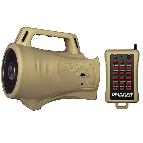 FOXPRO - DEADBONE ELECTRONIC GAME CALLER - SKU: DB1, 200-500, Amazon, ebay, foxpro, game-calls, Hunting-Gear
