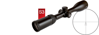 STYRKA - Styrka S3 Scope 4-12X50 SF BDC - SKU: ST91041
