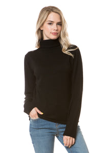 EFW18E8013 - TURTLE NECK LONG SLEEVE SWEATER