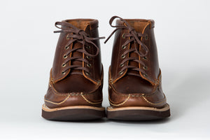 Scout Boot-Chestnut Frontier-Vibram 2060 Brown