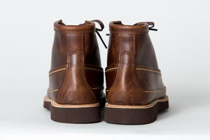 Scout Boot (Updated Version)-Chestnut Frontier-Vibram 2060 Brown