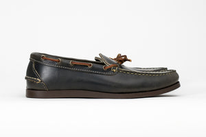 Camp Moccasin- Olive Chromexcel- Brown Camp Sole