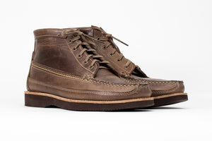 Scout Boot-Natural Chromexcel-Vibram 2060 Brown