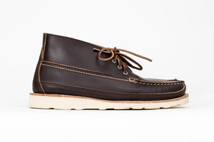 3 Eyelet Chukka-Thiele Brown Espresso-Vibram Christy Natural