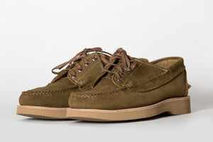 Blucher Oxford-Roughout Coyote Sumner-Vibram 2060 Sahara