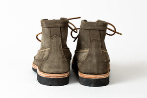 Scout Boot-Mushroom WP Cumberland-Vibram Mini-Lug w/Double Midsole