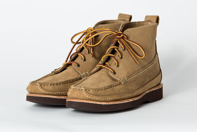 55efbe17c31 Walk On Boot-Coyote Sumner-Vibram 2060 Brown - Maine Mountain Moccasin