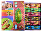 Golecha Multi Color Henna Cones