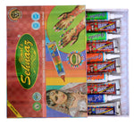 Multi Color Henna Tubes