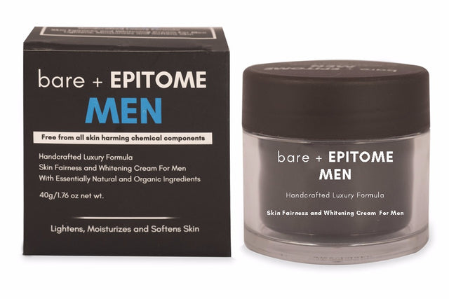 Skin Fairness and Whitening Cream for Men