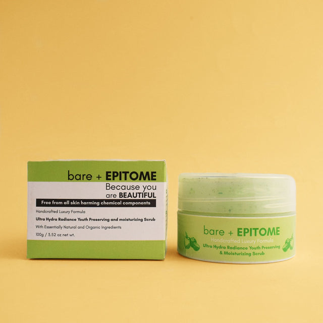 Ultra Hydra Radiance Youth Preserving & Moisturizing Scrub