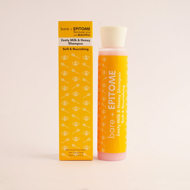 Zesty Milk & Honey Shampoo