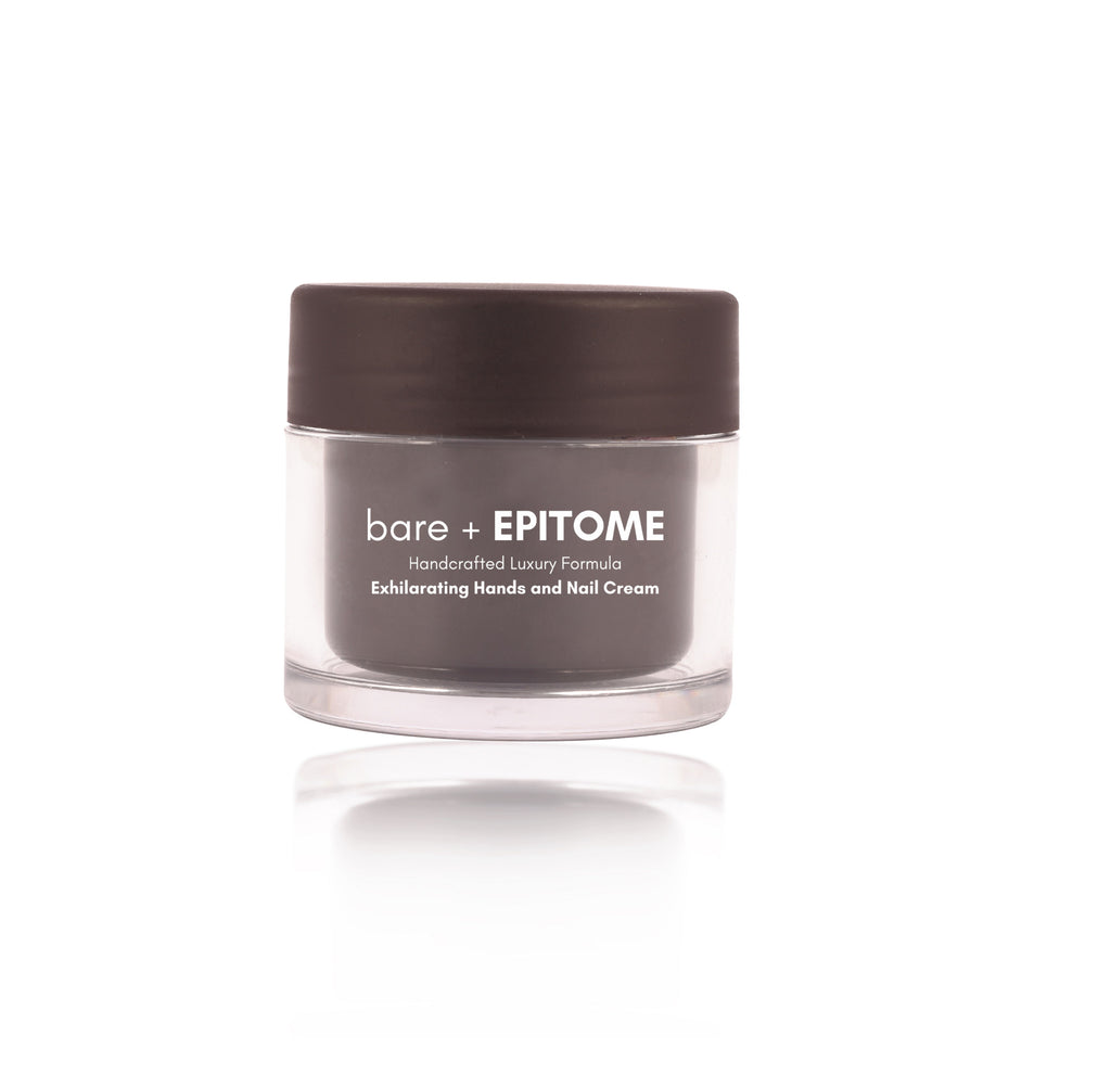Exhilarating Hands and Nail Cream