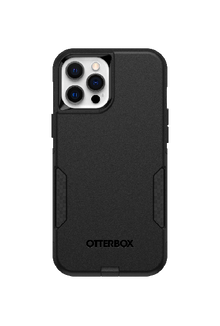 OtterBox Commuter Series for iPhone 12 and iPhone 12 Pro, Black