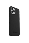 OtterBox Symmetry Series for iPhone 12 and iPhone 12 Pro, Black