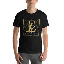 LEGENDARY VINTAGE Men's T-Shirt Gold (More Colors Available)