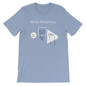 Wine Pictionary/Moscato T-Shirt