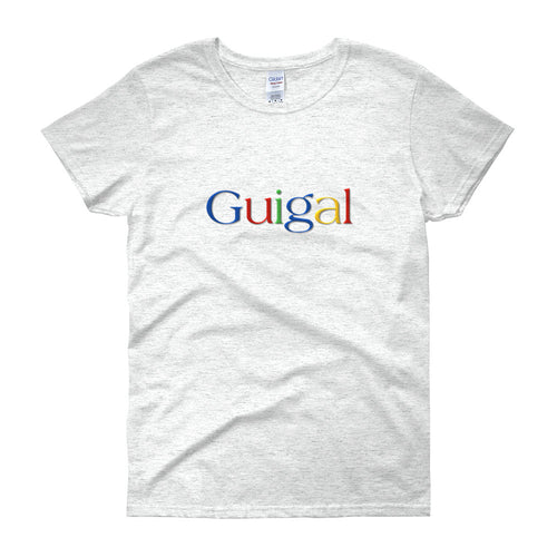 Guigal Women's short sleeve t-shirt