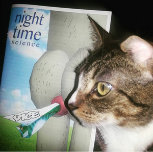 Night Time Science Issue #1