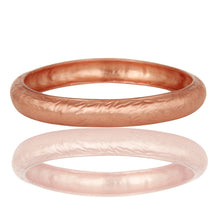 Mina Bangle (Rose Gold)