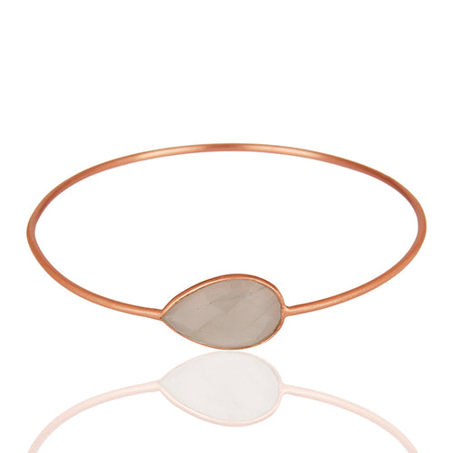Maahi Bangle (Rose gold)