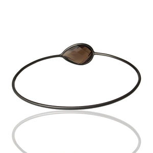 Maahi Bangle (Black)
