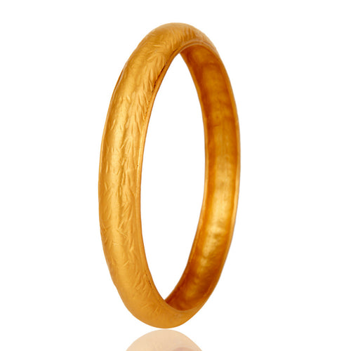 Mina Bangle (Gold)